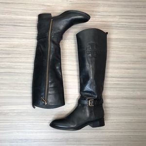 Tory Burch • Blaire Riding Boots Tall Leather 6.5